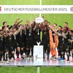 Feiern Mit Bayern gratulieren unserem FCBayern München zur 9. Deutschen Meisterschaft in Folge! Was für eine tolle Leistung.