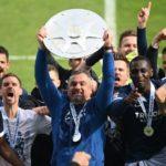 Feiern Mit Bayern wünscht Herzlichen Glückwunsch zum Aufstieg, VfL Bochum 1848!